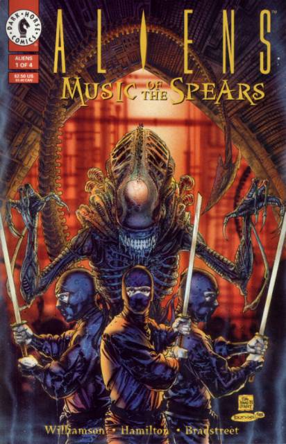 Aliens: Music of the Spears (1994) Complete Bundle - Used