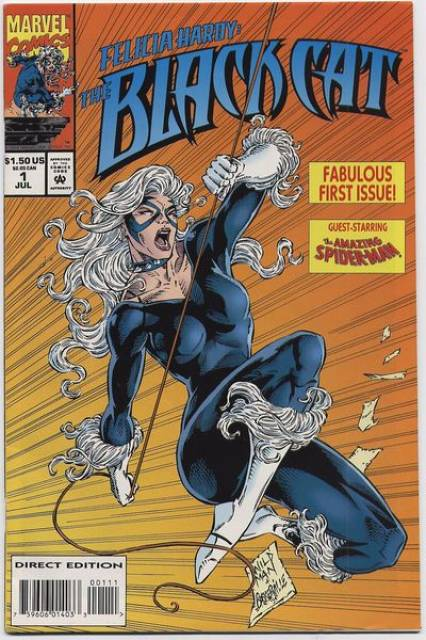 Felicia Hardy: The Black Cat (1994) Complete Bundle - Used