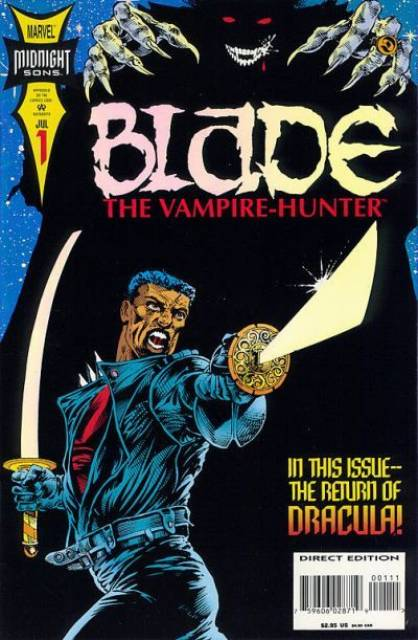 Blade Vampire Hunter (1994) Complete Bundle - Used