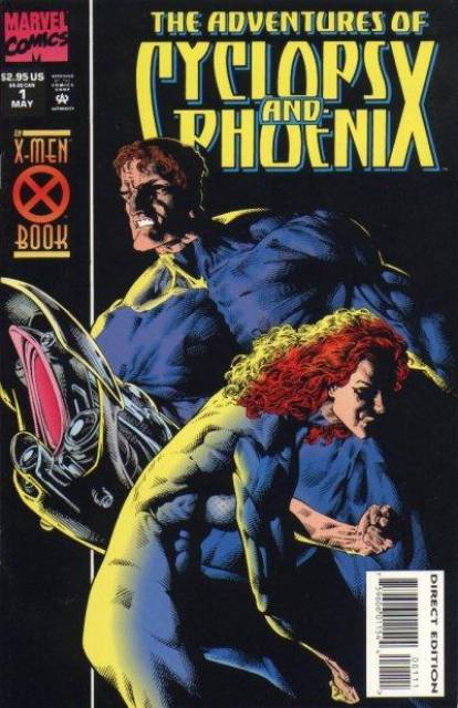 Adventures of Cyclops and Phoenix (1994) Complete Bundle - Used
