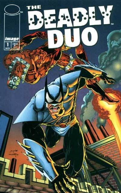 The Deadly Duo (1994) Complete Bundle - Used