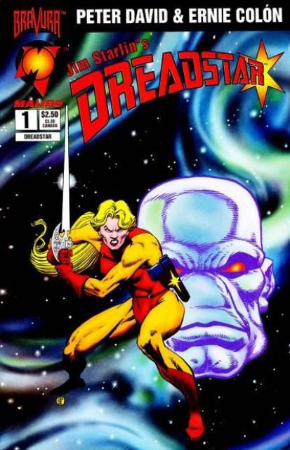 Dreadstar (1994) Complete Bundle - Used