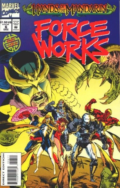 Force Works (1994) no. 6 - Used