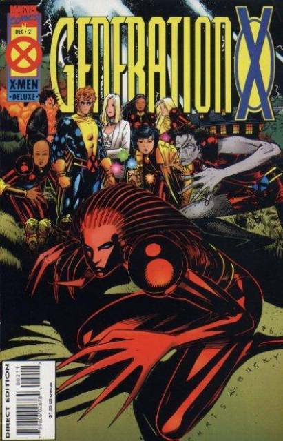 Generation X (1994) no. 2 - Used