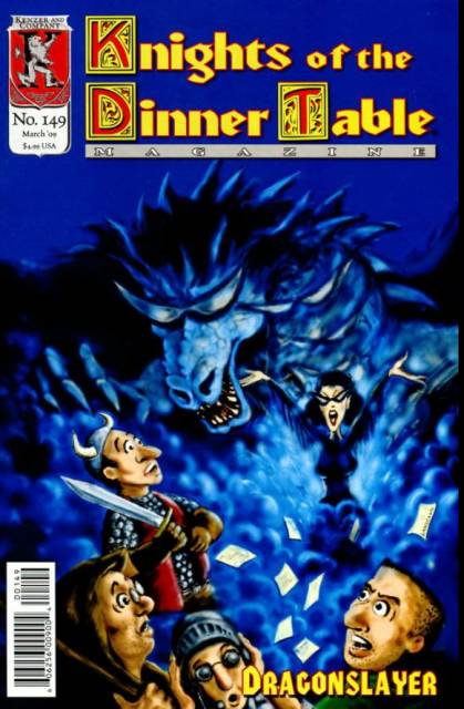 Knights of the Dinner Table (1994) no. 149 - Used