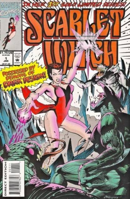 Scarlet Witch (1994) Complete Bundle - Used