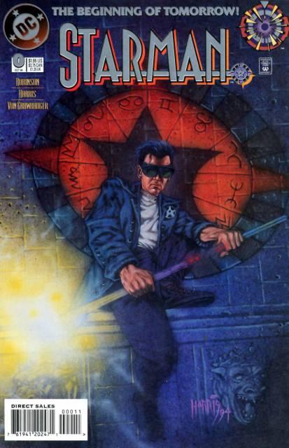 Starman (1994) no. 0 - Used