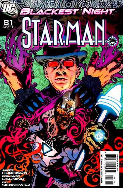 Starman (1994) no. 81 - Used