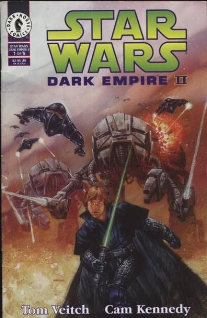 Star Wars: Dark Empire II (1994) Complete Bundle - Used