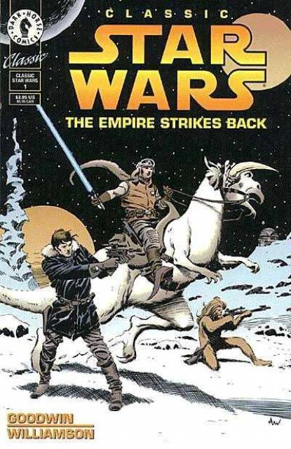 Classic Star Wars Empire Strikes Back (1994) Complete Bundle - Used