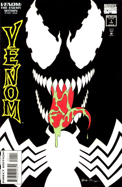 Venom: The Enemy Within (1994) Complete Bundle - Used