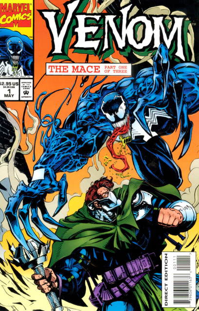Venom: The Mace (1994) Complete Bundle - Used
