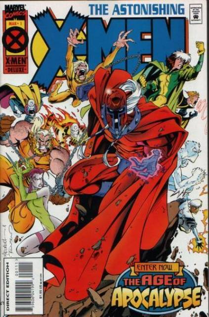 The Astonishing X-Men (1995) Complete Bundle - Used