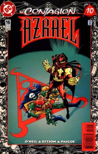 Azrael Agent of the Bat (1995) no. 16 - Used