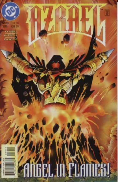 Azrael Agent of the Bat (1995) no. 19 - Used