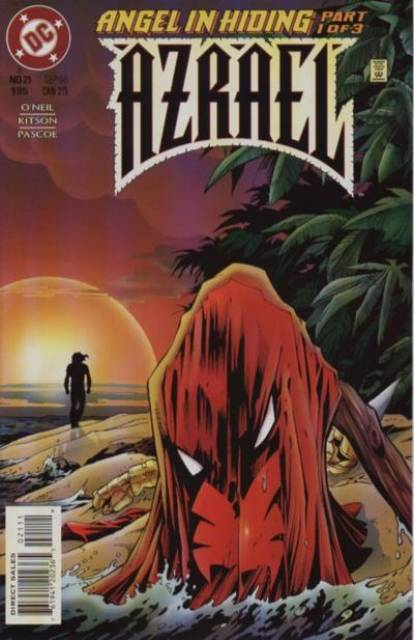 Azrael Agent of the Bat (1995) no. 21 - Used