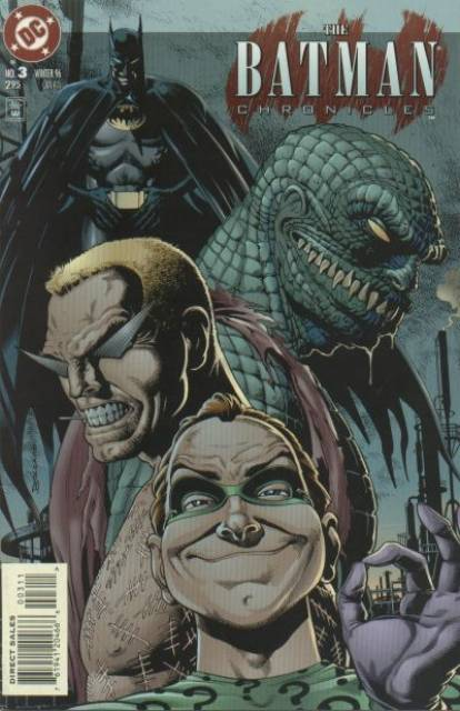 Batman Chronicles (1995) no. 3 - Used