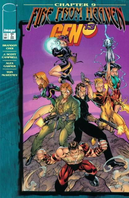 Gen 13 (1995) no. 11 - Used