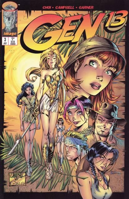 Gen 13 (1995) no. 3 - Used