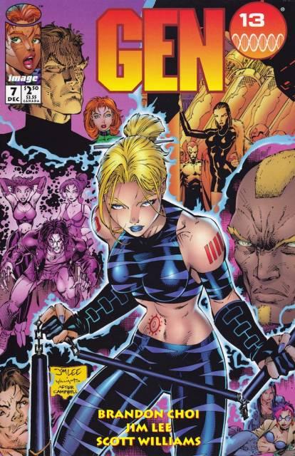 Gen 13 (1995) no. 7 - Used