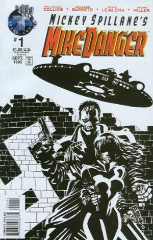 Mike Danger (1995) Complete Bundle - Used