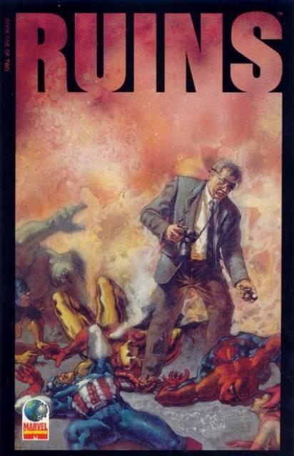 Ruins (1995) Complete Bundle - Used