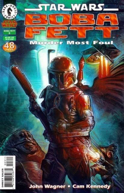 Star Wars Boba Fett (1995) Murder Most Foul - Used