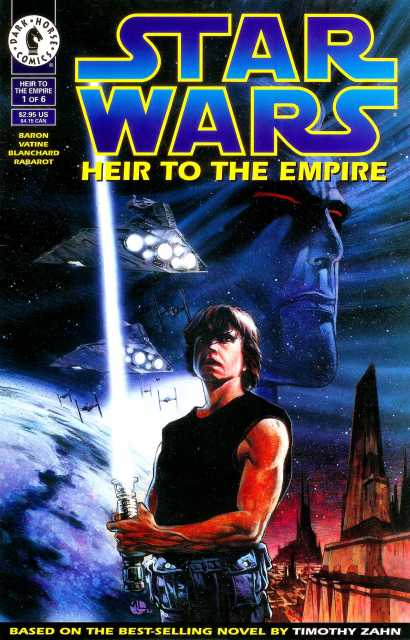 Star Wars: Heir to the Empire (1995) Complete Bundle - Used