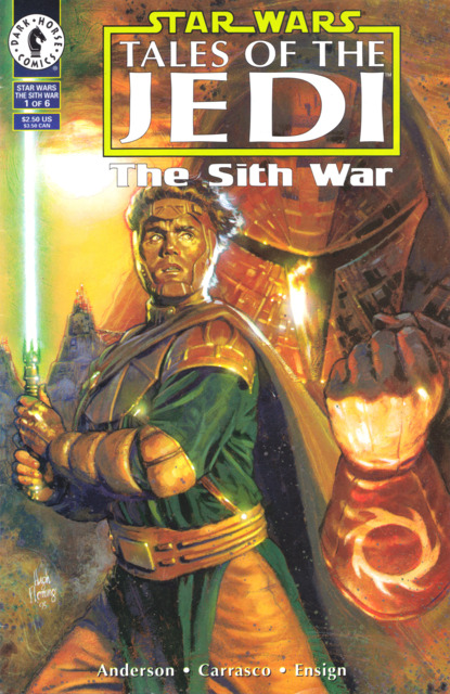 Star Wars: Tales of the Jedi: The Sith War (1995) Complete Bundle - Used