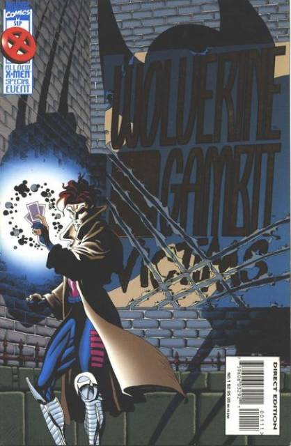 Wolverine Gambit: Victims (1995) Complete Bundle - Used
