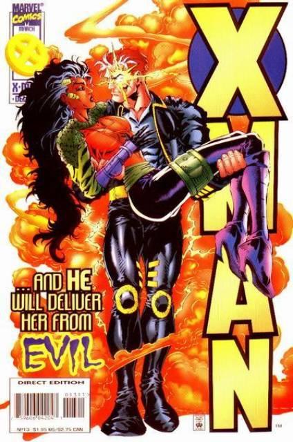 X-Man (1995) no. 13 - Used