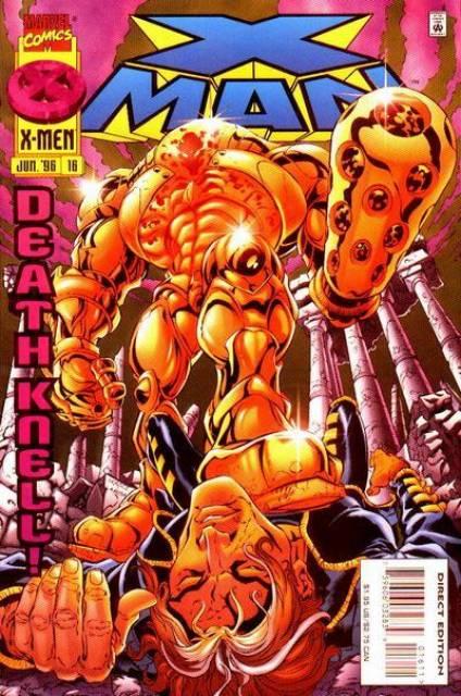 X-Man (1995) no. 16 - Used