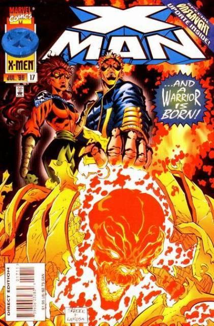 X-Man (1995) no. 17 - Used