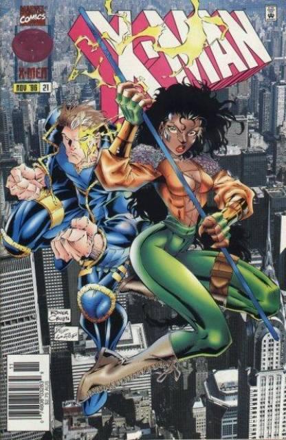 X-Man (1995) no. 21 - Used
