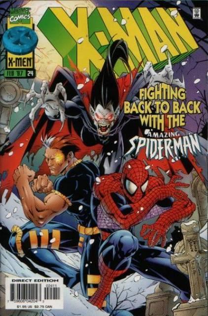 X-Man (1995) no. 24 - Used