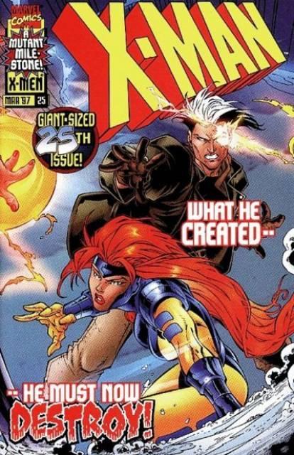 X-Man (1995) no. 25 - Used