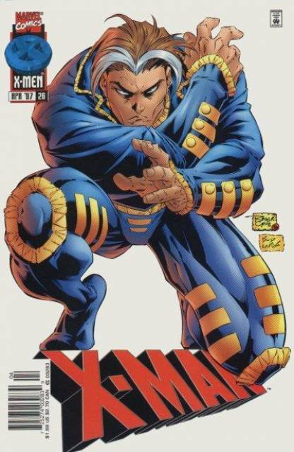 X-Man (1995) no. 26 - Used