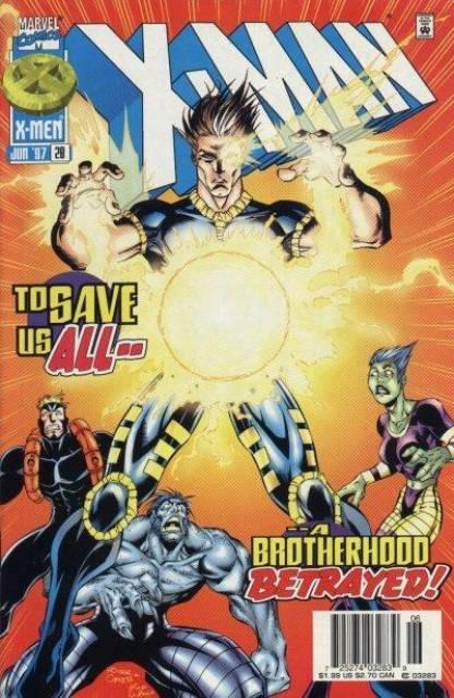 X-Man (1995) no. 28 - Used