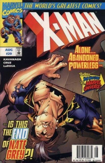 X-Man (1995) no. 29 - Used