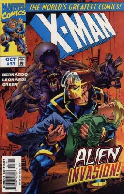 X-Man (1995) no. 31 - Used