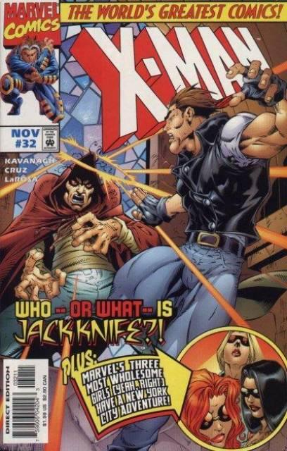 X-Man (1995) no. 32 - Used