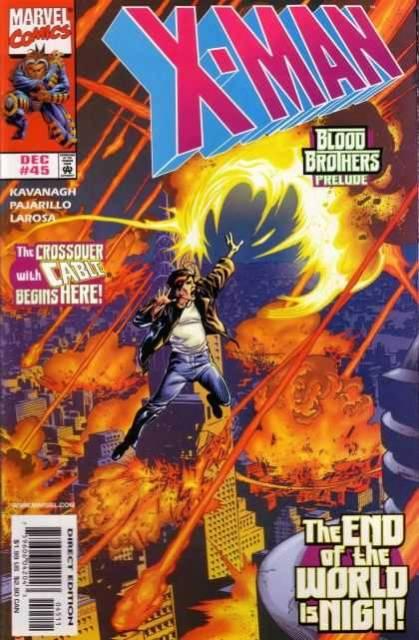 X-Man (1995) no. 45 - Used