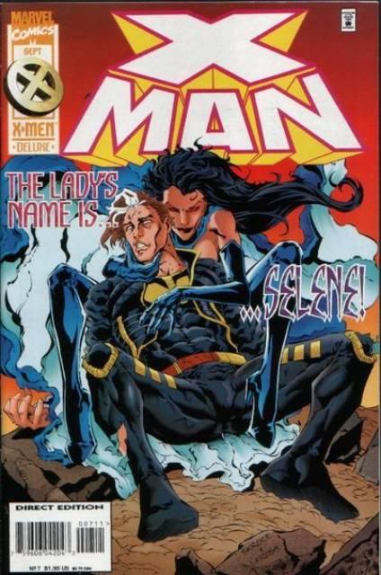 X-Man (1995) no. 7 - Used