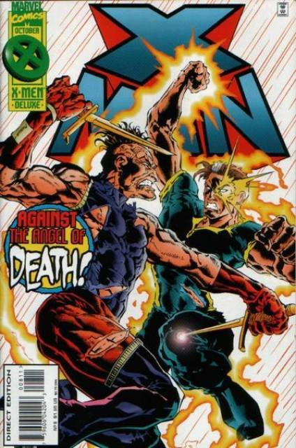 X-Man (1995) no. 8 - Used