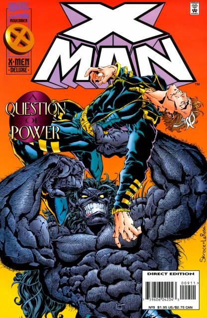 X-Man (1995) no. 9 - Used