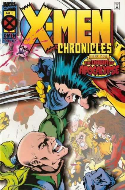 X-Men Chronicles (1995) Complete Bundle - Used