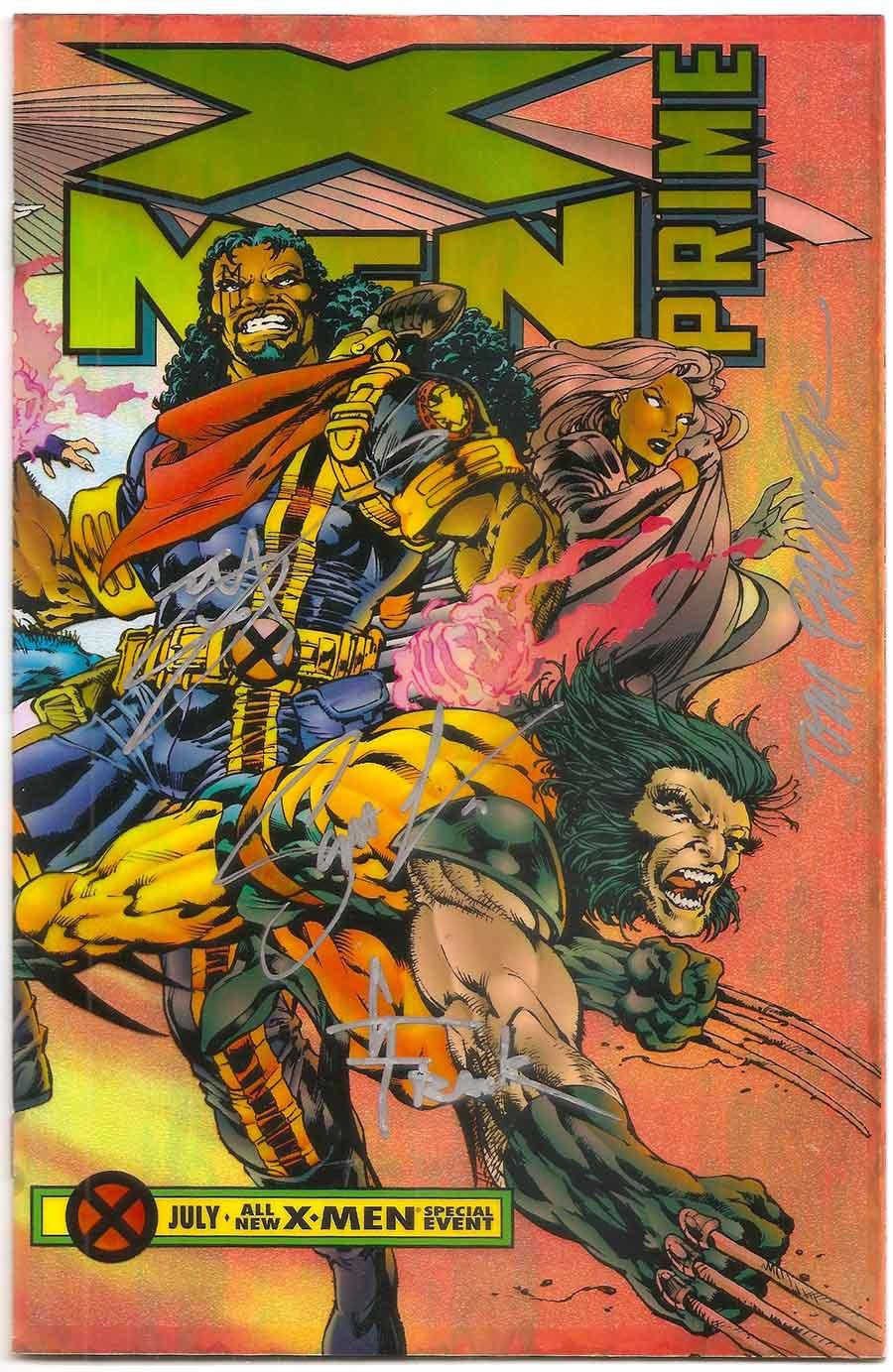 X-Men Prime (1995) One Shot - Used