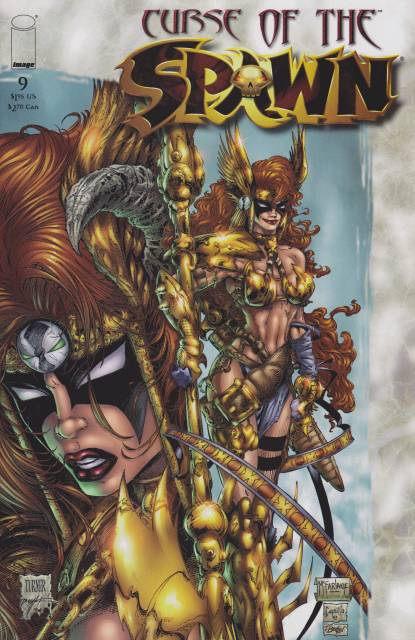Curse of the Spawn (1996) no. 9 - Used