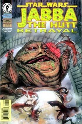 Star Wars One Shot: Jabba the Hutt: Betrayal (1996) - Used