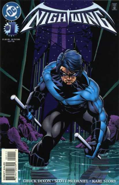 Nightwing (1996) no. 1 - Used